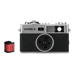YASHICA digiFilm camera Y35  with  digiFilm 200