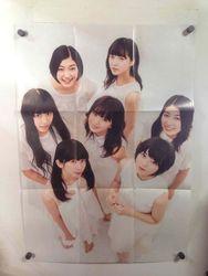 B33073 私立恵比寿中学 ポスター