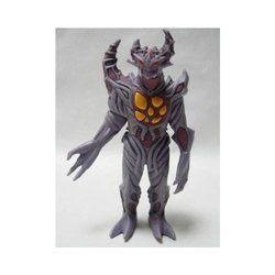 円谷プロ ウルトラ怪獣シリーズ ソフビ カオスヘッダーイブリース 2001年版 全高約18cm