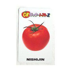 CRラッキートマトZ テレホンカード NISHIJIN