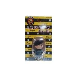 ご当地 QP 阪神タイガース コスチューム キューピー 根付け マスコット ストラップ