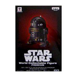 スター・ウォーズ ワールドコレクタブルフィギュアPREMIUM アストロメク・ドロイド R2-Q5