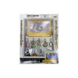マリオセット 「スーパーマリオブラザーズ フィギュアマスコットイン カセット型ケース」