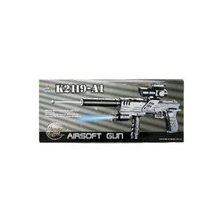 エアソフトガン K2119-A1 (おもちゃ ライフル 銃)