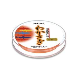 モーリス ワカサギ専用ライン (オレンジ) 0.4号