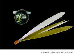 ジャッカル ビンビン玉 スライド 100g Wアピール ドスグリーン/小魚フィネス