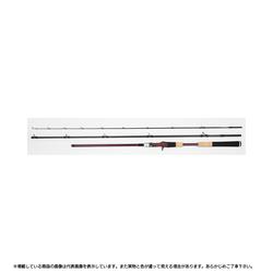 フィッシュマン ビームス クローラ(BeamsCRAWLA) FB-92L+(ベイトロッド)