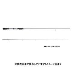 メジャークラフト ソルパラ SPX-782M黒鯛 (2ピース/スピニング)