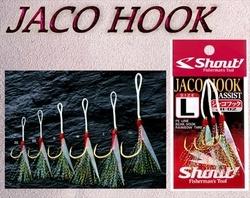 シャウト! ジャコフック 3S~L JACO HOOK JH-02 3S