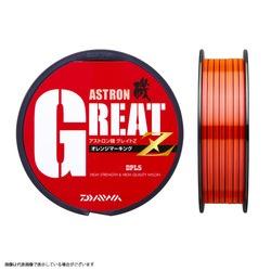 ダイワ アストロン磯グレイトZ オレンジマーキング 2.75号-150m