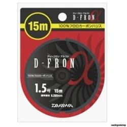 ダイワ ディーフロン アルファ 4  号 15m