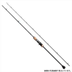 シマノ オシアジガー インフィニティ モーティブ 610-2 (ベイトタイプ 2ピース)