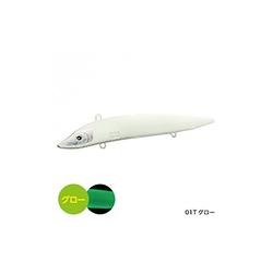 シマノ 炎月 弁天スライダー 115g ET-111N グロー 01T