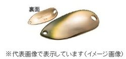 シマノ カ-ディフ ロールスイマー プレミアムメッキ 5.0g TR-M50R グリーンゴールド 73T