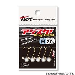 TICT(ティクト) アジスタ M-1.3g