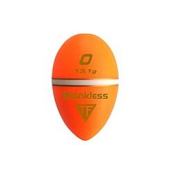 釣研 ブランクレス オレンジ 0号