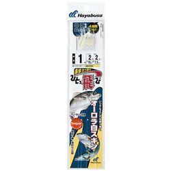 ハヤブサ HN130ひとっ飛びA白スキン3-3