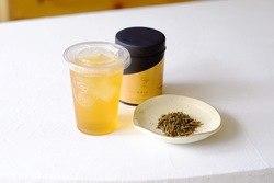 煎茶3種&ほうじ茶&釜炒り茶セット 30g茶缶