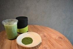 おくみどり - 抹茶(green tea) - 50g 茶缶
