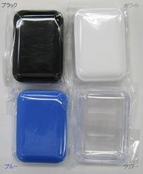 小型ソープケース カラー:クリアー、ホワイト