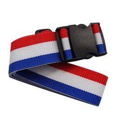 gowell(ゴーウェル) トランクベルト SY フランス国旗柄 (4905414038655)