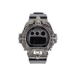 G-SHOCK ジーショック カスタム メンズ 腕時計 DW-6900DW6900-NB1 カスタムベゼル おしゃれ FTIsland ホンギ 愛用 CROWNCROWN DW6900-024