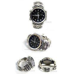 G-SHOCK ジーショック カスタム メンズ 腕時計 GA-100 GA100-B7A カスタムベゼル おしゃれ 芸能人 人気 メンズ ファッション CROWNCROWN GA100-018
