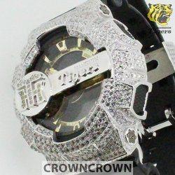阪神タイガース 公式 限定 ウォッチ グッズ 腕時計 クラウンクラウン ジーショック カスタム GA-110 CROWNCROWN HANSHIN-003