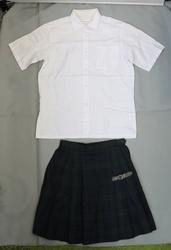 日本の学校の制服(トキワ松学園中学校高等学校)