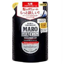 MARO  3Dボリュームアップシャンプー EX 詰替え 380ml