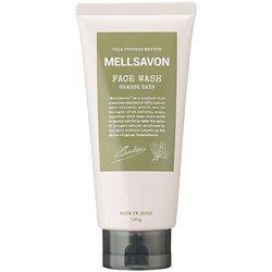 MELLSAVON メルサボン フェイスウォッシュ グラースデイズ さっぱりタイプ 130g
