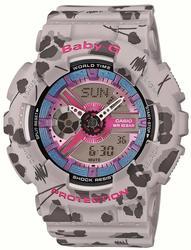 新品 カシオ CASIO 腕時計 BABY-G Flower Leopard Series BA-110FL-8AJF レディース
