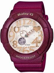 新品 カシオ Casio 腕時計 Baby-G Smoky Color Series ネオンイルミネーター BGA-131-4B2JF レディース
