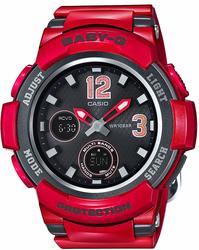 新品 カシオ CASIO 腕時計 BABY-G ベビージー 電波ソーラー BGA-2100-4BJF レディース