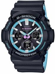 新品 カシオ CASIO 腕時計 G-SHOCK ジーショック Neon accent Color 電波ソーラー GAW-100PC-1AJF メンズ