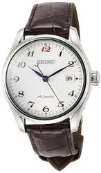 新品 [プレサージュ]PRESAGE 腕時計 自動巻(手巻つき) サファイアガラス 10気圧防水 SARX041 メンズ