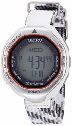 新品 セイコー SEIKO PROSPEX プロスペックス 腕時計 ウィンターデザイン限定モデル 登山データ記録機能 ソーラー 10気圧防水 SBEB039