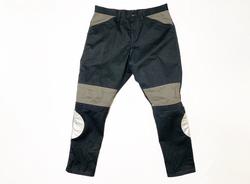 19SS Nylon cotton super tapered mountain pants