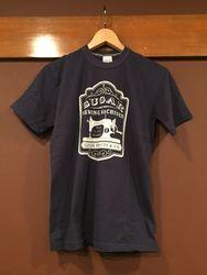 GLEEM Tシャツ 308-N [308-N] (ネイビー)