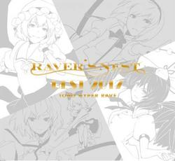 [TOHO PROJECT CD]RAVER