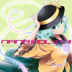 [TOHO PROJECT CD]NANA HOLIC II -SOUND HOLIC feat. Nana Takahashi-