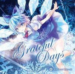 [TOHOPROJECT CD]Grateful Days -Amateras Records-