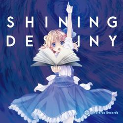 [TOHOPROJECT CD]Shining Destiny -Amateras Records-