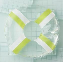 浮き輪型保冷剤