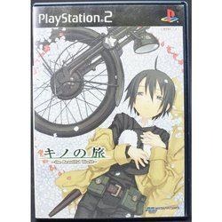 PS2 キノの旅 ザ・ビューティフルワールド ケース・説明書付 プレステ2 ソフト 中古