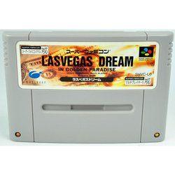 SFC  ラスベガスドリーム Used SNES  Super Famicom Japan Game