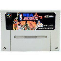 SFC NBAオールスターチャレンジ Used SNES  Super Famicom Japan Game