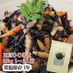 レトルト 和風惣菜・おかず 五目ひじき煮 200g(1~2人前)
