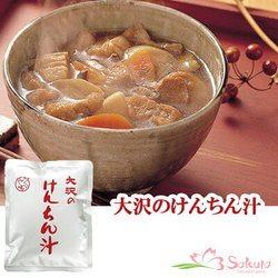 惣菜 レトルト けんちん汁 300g(1人前)
