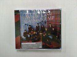 Hey! Say! JUMP White Love 初回限定盤1 (+DVD) 新品未開封